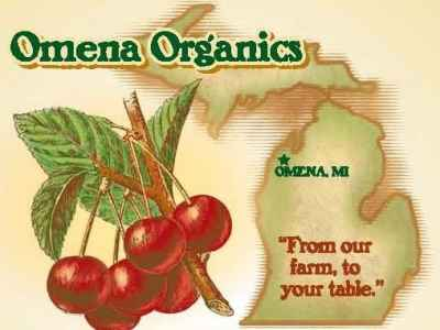 """Omena Organics """"From our farm, to your table."""""""